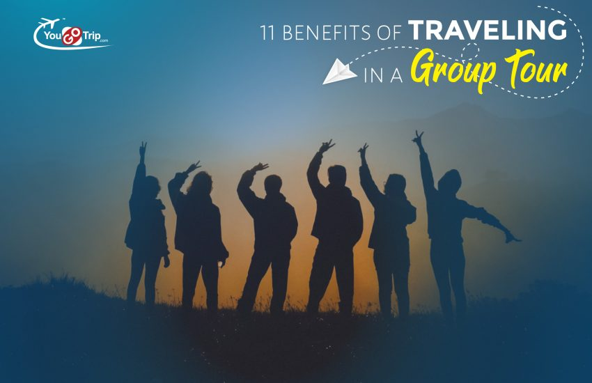 Benefits of Group Tour Packages
