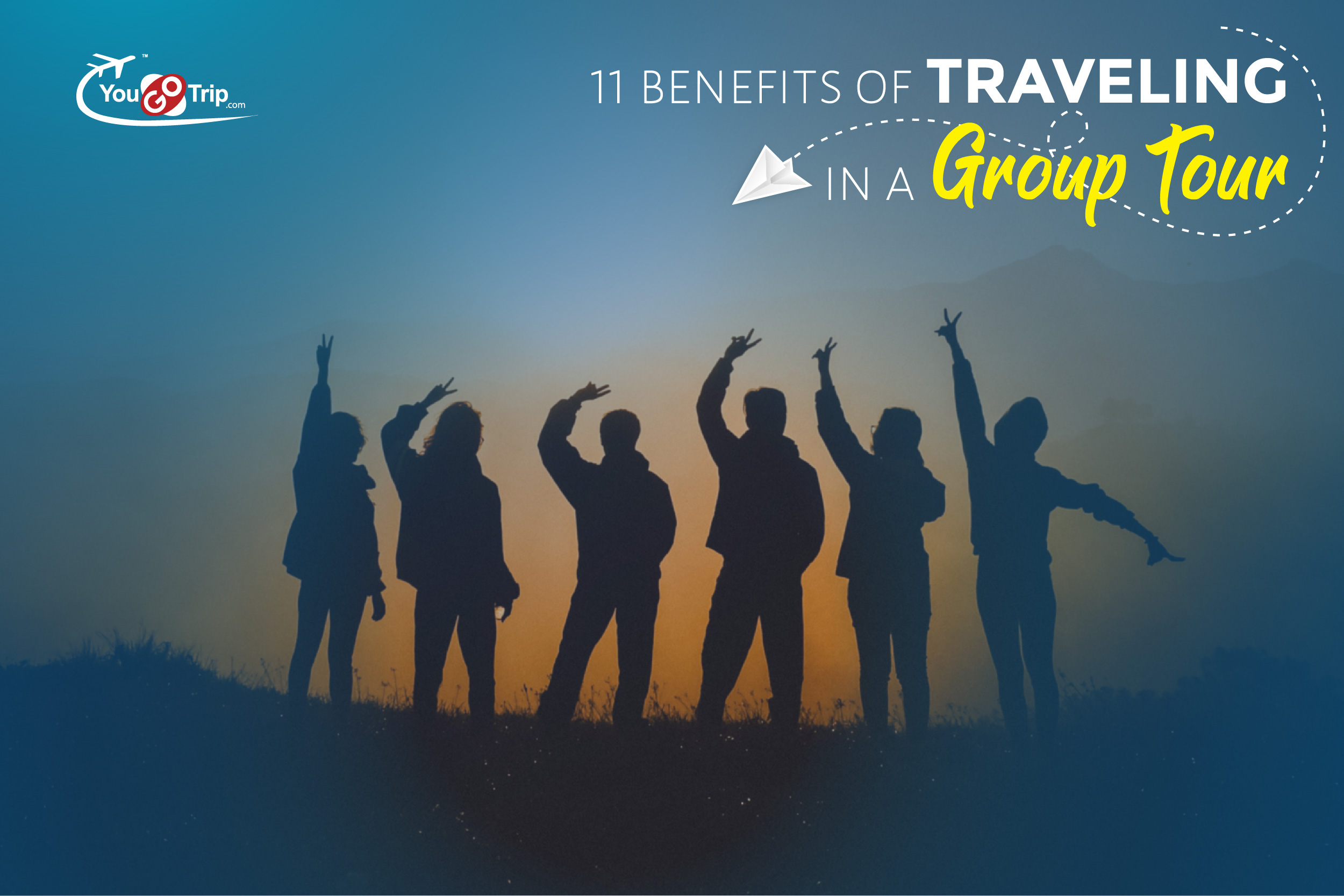 Eleven Reasons To Try Take A Group Travel Tour Package