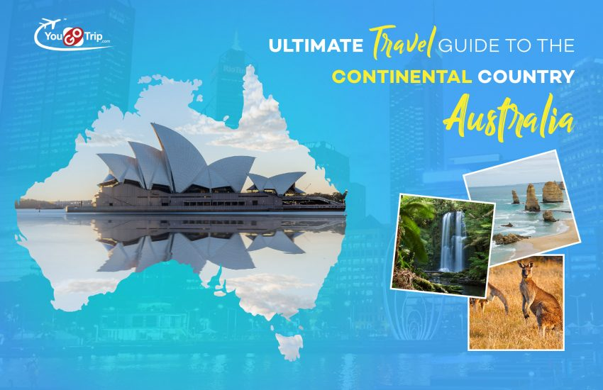 Ultimate travel guide to Australia